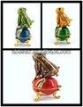 2013 rana forma jewellry caja de metal de artesanía( hsd30724)
