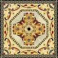 Piso de cerámica azulejo/esmaltado azulejo de la alfombra/66php14- 587