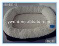 precioso nuevo hilo corto para dormir cama del perro del animal doméstico para