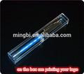 2014 en guangzhou fábrica de buena calidad de madera de promoción bolígrafo de la muestra es gratuita