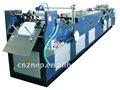 ZNTH-518A popular máquina para hacer sobres encolado de banco