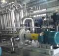 Tratamiento de aguas residuales aceitosas por membrana cerámica