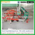 trator impulsionada amendoim fertilizantes máquina semeadora