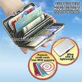 Aluminioindestructible carteras/billeteras, tarjeta de guardia de la cartera de aluminio