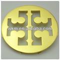 marca do logotipo para a bolsa