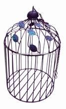 Decorativos de metal jaulas de pájaros, antiguo jaulas de pájaros, la boda de aves jaulas, favores de la boda