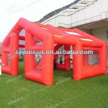 China cubo inflable tienda de campaña, comercial tienda de alquileres wst-003