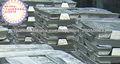 lingote de zinc 99.99%
