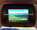 7inch TFT LCD universal de automóviles reproductor de DVD reposacabezas