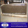 la importación de granito marrón tropical