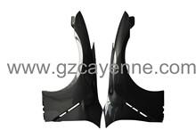 reemplazo de partes de automóviles nissan de fibra de carbono fender llamaradas de kits del cuerpo para nissan gtr r35