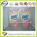 el pet bolsas de esencia de la leche en polvo crema de plástico de envasado de alimentos