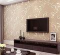 Barato y de alta calidad en relieve de vinilo papel pintado/revestimientos de pared