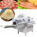 Salchichas/pescado/máquina de cortar jamón