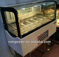 Sorvete mini geladeira/sorvete shocase