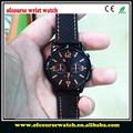 projeto quente homens esportes relógios de quartzo relógio militar
