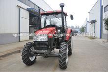Tractor Calidad 110hp 4 wd