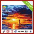 2014 la venta marinas pinturas al oleo sobre lienzo