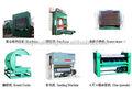 Madera contrachapada/bordo bloque de máquinas de producción/de lijado de la máquina/el volumen de negocios de la máquina