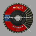t27 125mm flexible disco de la aleta