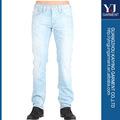 nuevo 2014 los hombres de moda recta slim fit pantalones pantalones casual jean