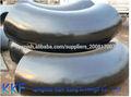12 pulgadas de 90 grados codo de acero al carbono