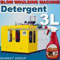 2l de plástico botella de detergente de fabricación de maquinaria