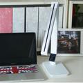 inteligente que cambia de color led lámpara de escritorio de escritorio del led de luz