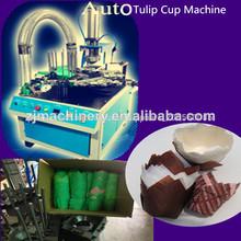 Automático dgt-tf tulipa de copos de papel manteiga máquina