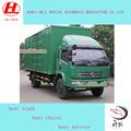 Venta de dongfeng 4*2 pequeña furgoneta camiones fabricados en china
