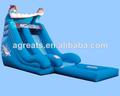 caliente venta de diapositivas inflables del agua con el precio bajo