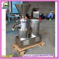 Kg 100-200/h de acero inoxidable de la máquina de mantequilla de maní de