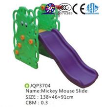nuevo tipo de plástico de los niños de los animales de juguete de diapositivas