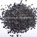cáscara de coco base de carbón activado