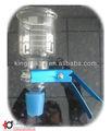 Filtro de cristal titular/de laboratorio de vidrio titular/aparatos de laboratorio en vidrio