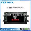 """2 din Navegación 8""""pantalla táctil Para SUZUKI SX4 Dvd del Coche/Para Suzuki Dvd Gps del Coche/Para SUZUKI SX4 Dvd GPS del Coche"""