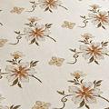 100% tecido jacquard de poliéster para o sofá e cortina de pano de tabela