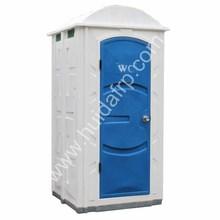 occidental y oriental de estilo de fibra de vidrio de color portátil wc público al aire libre móvil wc