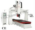 5 3d axis cnc maquinaria de carpintería