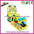 ml-qf001 motora do bebê bilhetes de entretenimento máquina de jogo simulador de corridas máquina de jogo de resgate