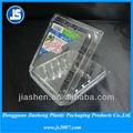 1 LB personalizada transparente Food Packaging Blister Para Strawberry