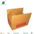 hermoso cuadro caja de cartón corrugado FP601032