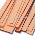 Flat barra de cobre