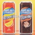bebida suave aranciata