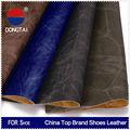 zapato de dongtai material de revestimiento hecho en china