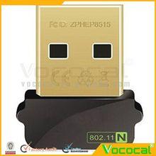 mini adaptador usb inalámbrico lan wifi dongle usb tarjeta de red inalámbrica para directo de frambuesa pi