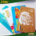 servicio de impresión de tarjetas de plástico personalizada