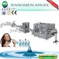 jiangmen angel pequeño de embotellado de agua de la máquina