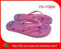 2013 nuevo modelo hermosas sandalias flip flop para la venta