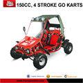 150cc, accidente cerebrovascular 4 karting